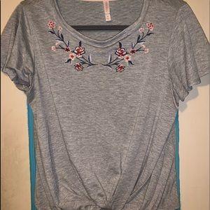 Gray/Grey shirt